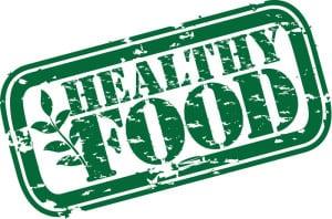 Healthy Food Badge